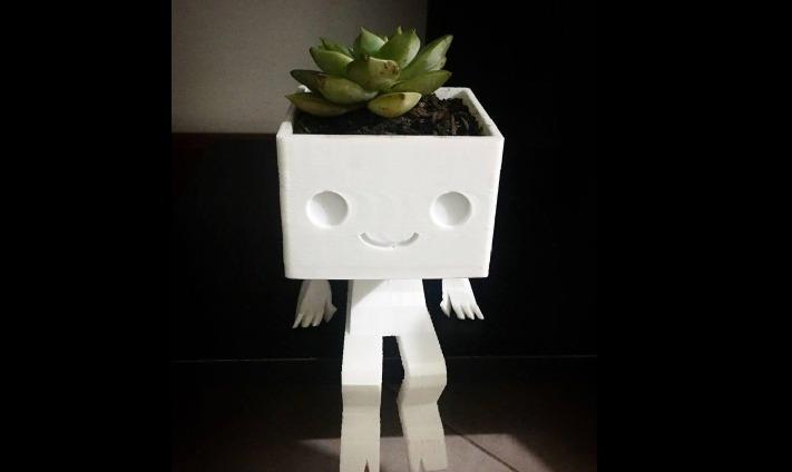 Matera personalizada con impresión 3D
